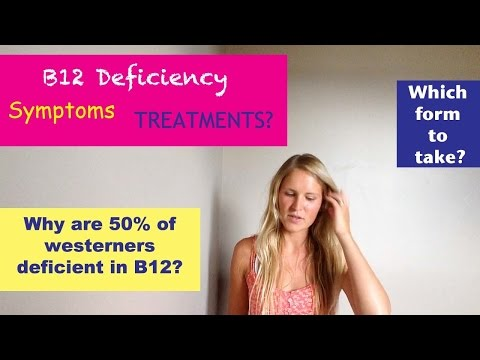 B12 Deficiency & Symptoms. My experience with B12 Injections Methylcobalamin.