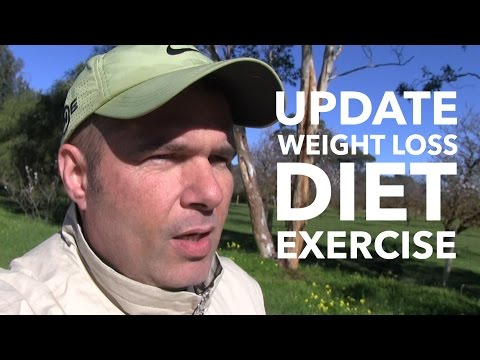 Weight Loss, Diet & Exercise UPDATE