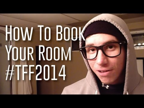 How To Book Your Room For Thai Fruit Fest 2014 #TFF2014