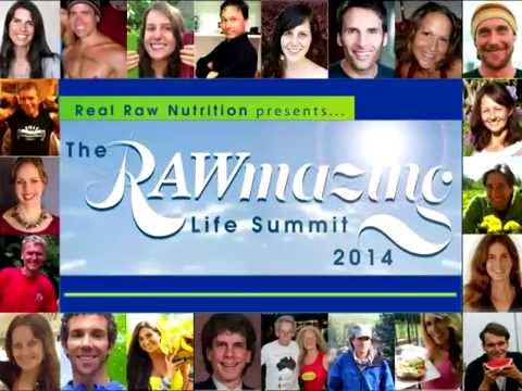 The RAWmazing Life Summit 2014