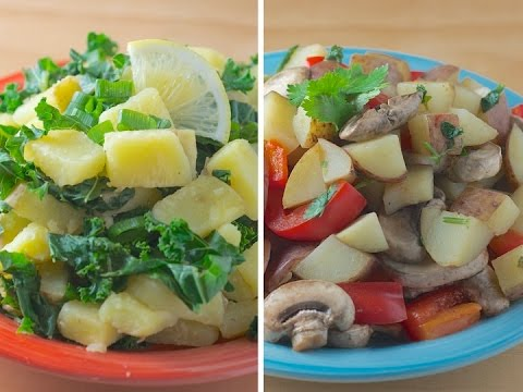 2 Spud-Centered Recipes