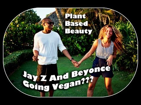 Jay Z and Beyonce are going vegan???!