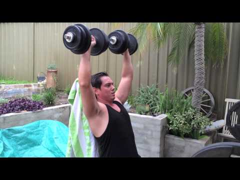 Chest, arms and post meal workout - vegan bodybuilding