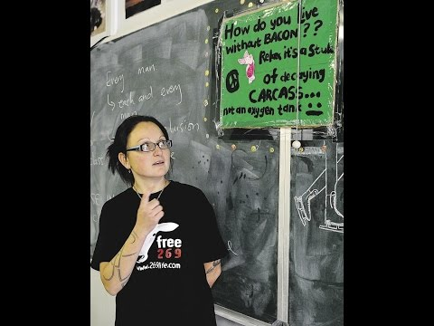 South African high school teacher Melanie Thomet victimized for promoting a healthy vegan lifestyle