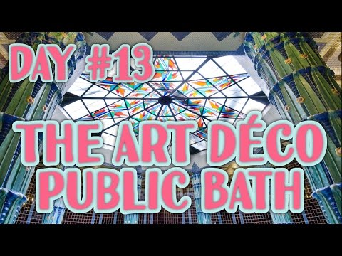 Not another Fruit Diary #13 : The #1 Public Bath on Earth