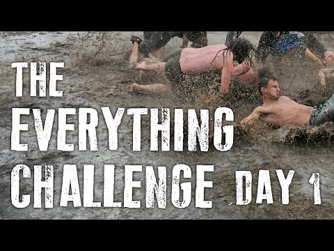 The Everything Challenge - Day 1