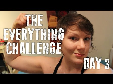 The Everything Challenge - Work Out with me ! Day 3