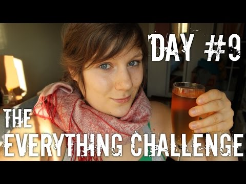 The Everything Challenge - Rest with me ! Day 9