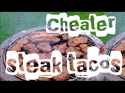 Cheater Steak Tacos