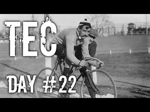 TEC - Cardio with me ! Day 22