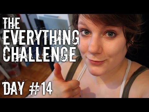 The Everything Challenge - Work Out with me ! Day 14