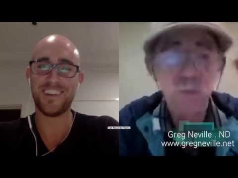 The real cause of stress and depression   Interview with Greg Neville Part 1
