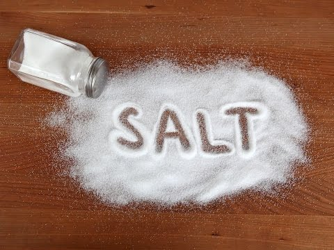 Why I don't eat salt and how to overcome salt cravings