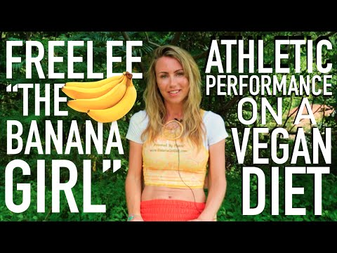 "Freelee ""The Banana Girl"" 
