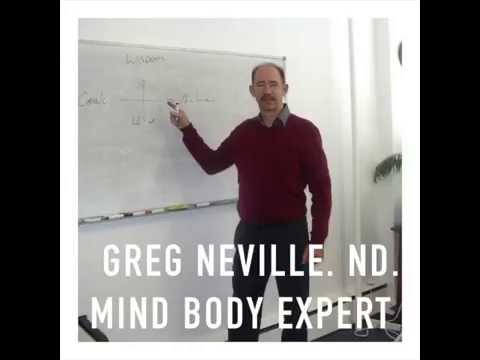 Are your thoughts making you sick? | Mind body expert Greg Neville live