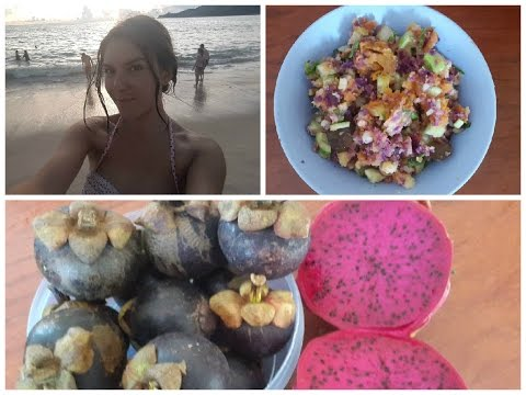 What I Eat in a Day on Raw Till 4 in Thailand + Patong Hill Destroyed Me
