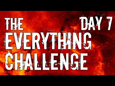 The Everything Challenge - Work Out with me ! Day 7