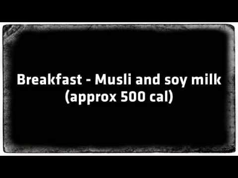 What I ate today as a HCLF vegan + Timelapse