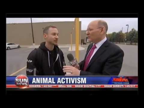 Michael Coren talks about Animal Rights