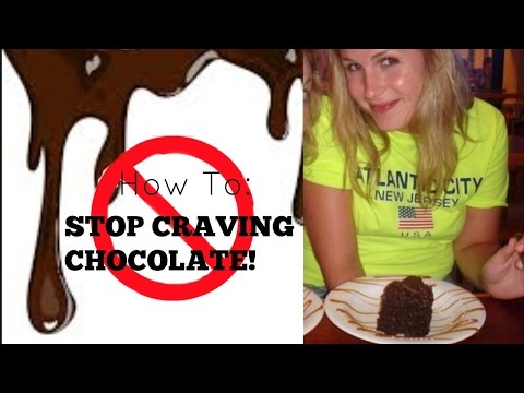 How To: Stop Craving Chocolate + I'm Why I'm Not Vegan Anymore