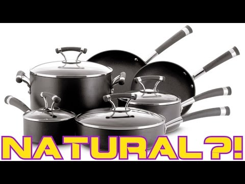 """IS STARCH/COOKED FOOD """"NATURAL""""?"""