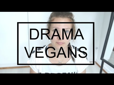 To all the  drama creating VEGANS [ rant ]