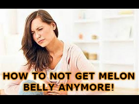 WHY MELON BELLY HAPPENS AND HOW TO EASILY STOP IT!