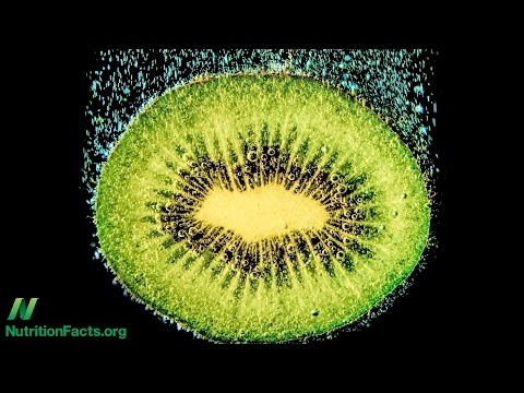 Kiwifruit for the Common Cold