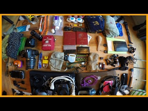 WHAT WE PACKED FOR TROPICAL TRAVEL: LIGHTWEIGHT BACKPACKING