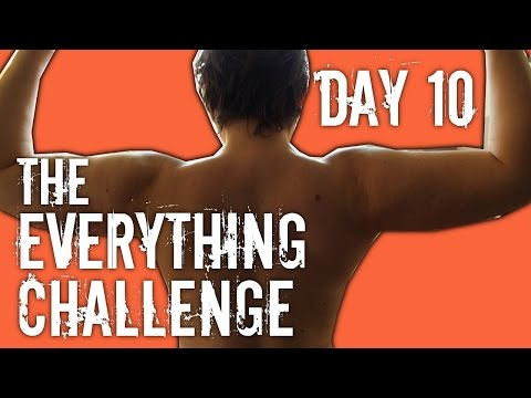 The Everything Challenge - Work Out with me ! Day 10