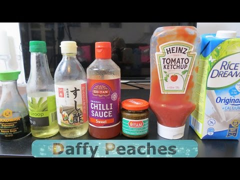Vegan Sauces To Easy Add Flavor To Your Food!!