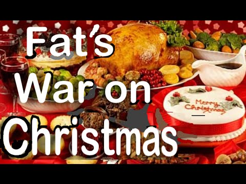 Defeat the Fat War on Christmas - Eat defensively to avoid diet yo-yo