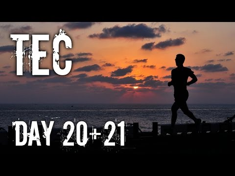 TEC - Work Out without me ! Day 20+21 - In Advance