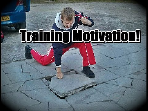 Martial Arts Training Motivation - Fight Footage and Training