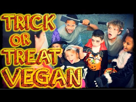 Vegan Guide to Trick Or Treating & Halloween Candy