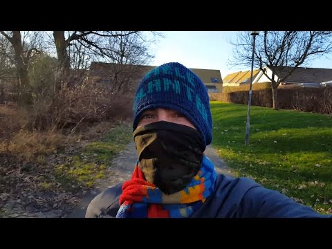 Runnning In The Cold