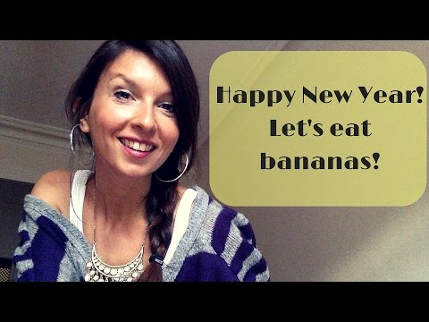 How to start a healthy new year - banana island