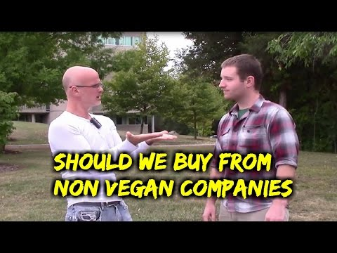 Why You Should Buy Vegan Products From Non-Vegan Companies