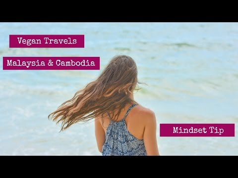 Vegan Travels in Malaysia & Cambodia - Positive Mindset Tip
