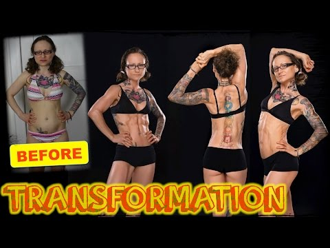 My Vegan Muscle Photo Shoot & Transformation!