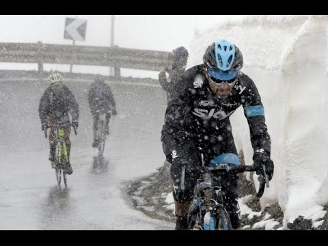 Cycling To Combat A Cold