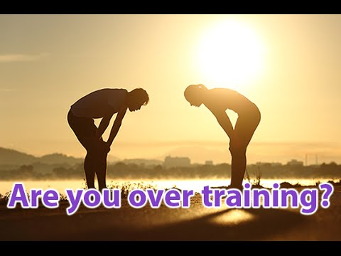 Are you training to hard and burning out? How to stop this! - Fruitarian