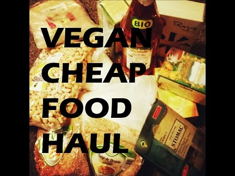 SUPER CHEAP VEGAN WHOLEFOODS HAUL | Fruity Adelle
