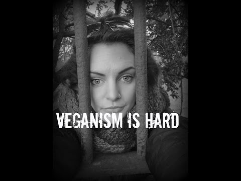 WHY VEGANISM IS SO HARD!!