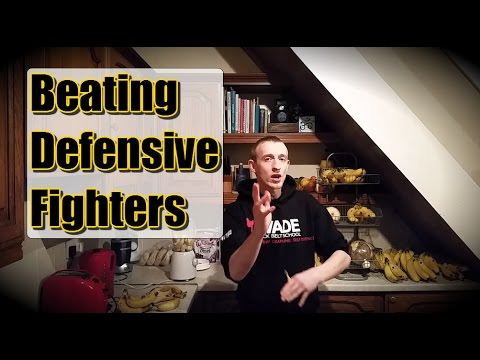 Sparring Tips + Post Workout Smoothie
