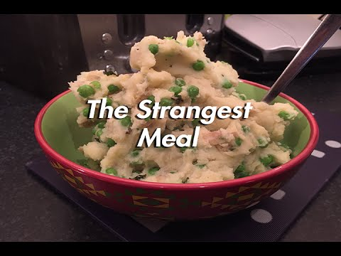 The Strangest Meal