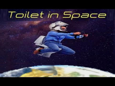 Meat-eating crew: Mission to the Toilet. (Would U use a space-toilet after a meat-eater?)