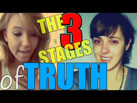 The 3 Stages of Truth - featuring Kalel Kitten & Aurora