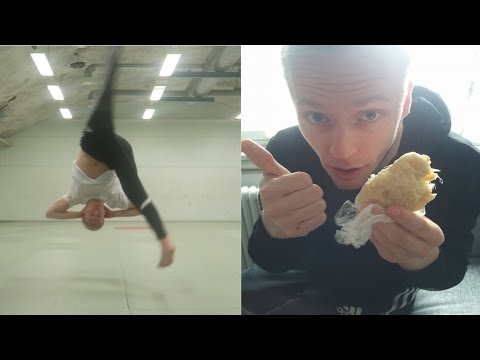 FIRST BACKFLIP & DURIAN ADDICTION!