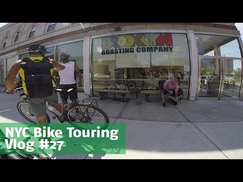 NYC Bike Touring Vlog #027